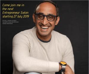 E-Salon for Entrepreneurs with Puneet Sachdev